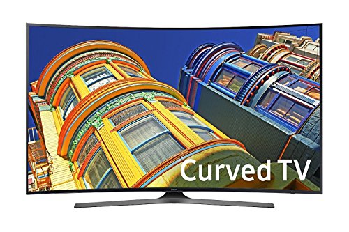 Click to buy Samsung UN55KU650DF Curved 55-Inch 4K Ultra HD Smart LED TV - From only $799.95