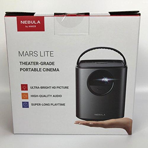 Nebula Mars Lite   Theater Grade Portable Cinema