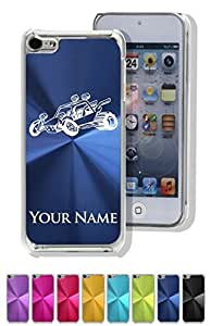 Case/Cover for iPhone 5C - DUNE BUGGY - Personalized for FREE (Click the CONTACT SELLER link after purchase and send a message with your case color and engraving request)