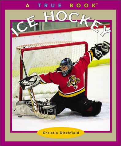 Download Ice Hockey (True Books) pdf