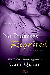 No Promises Required (Entangled Brazen) (Love Required Book 4)