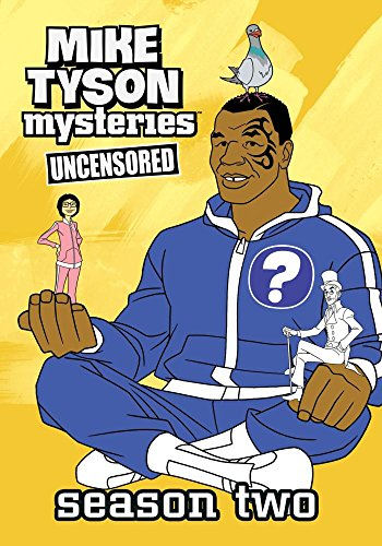 Mike Tyson Mysteries: The Complete Second - 2 Stores Tysons