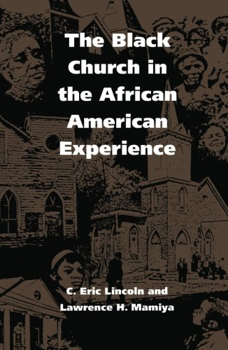 Search : The Black Church in the African American Experience