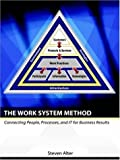 The Work System Method 1st Edition