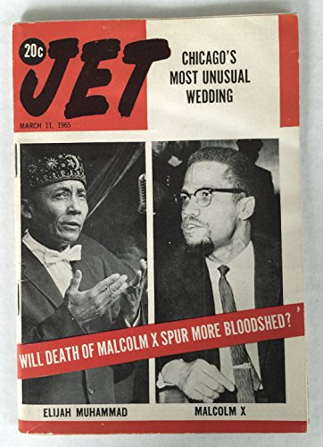 Vintage JET Magazine: Will Death of Malcolm X Spark More Bloodshed? (March 11, 1965)