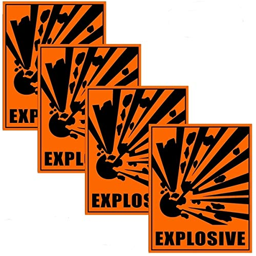 outdoorindoor-4-pack-5-x-4-explosive-explosion-danger-safety-warning-sign-label-sticker-decal-back-self-adhesive-vinyl