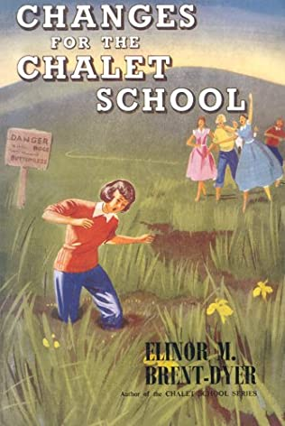book cover of Changes for the Chalet School