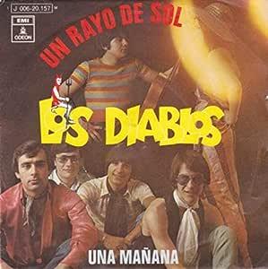 Los Diablos - Un Rayo De Sol / Una Maana - Odeon - 1 J 006-20.157 M