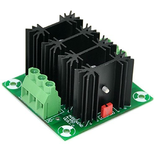 Electronics-Salon 30A Bridge Rectifier Module Board, for High-Power Audio Amplifier, MUR3060. by AudioWind