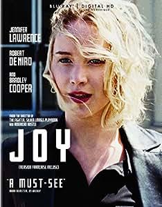Joy [Blu-ray + Digital Copy] (Bilingual)