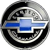 HangTime Genuine Chevrolet metal nostalgia sign