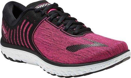 6 7 100 Brooks Pink Womens Shoe Black RRP GBP Running UK PureFlow 5 fwEFxBqwU