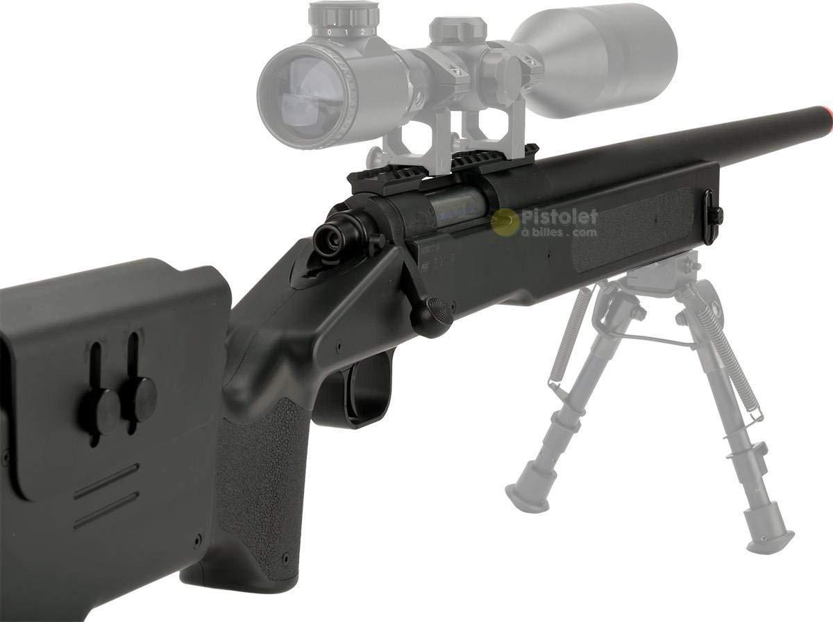 gefedert/Spring/Aufladung Handbuch Double Eagle Airsoft M62 Sniper 0,5 Joule