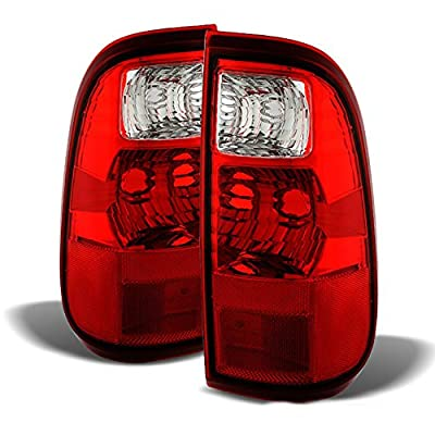 2008-2016 F250/F350/F450/F550 Super Duty Tail Lights Left+Right Replacement sets: Automotive