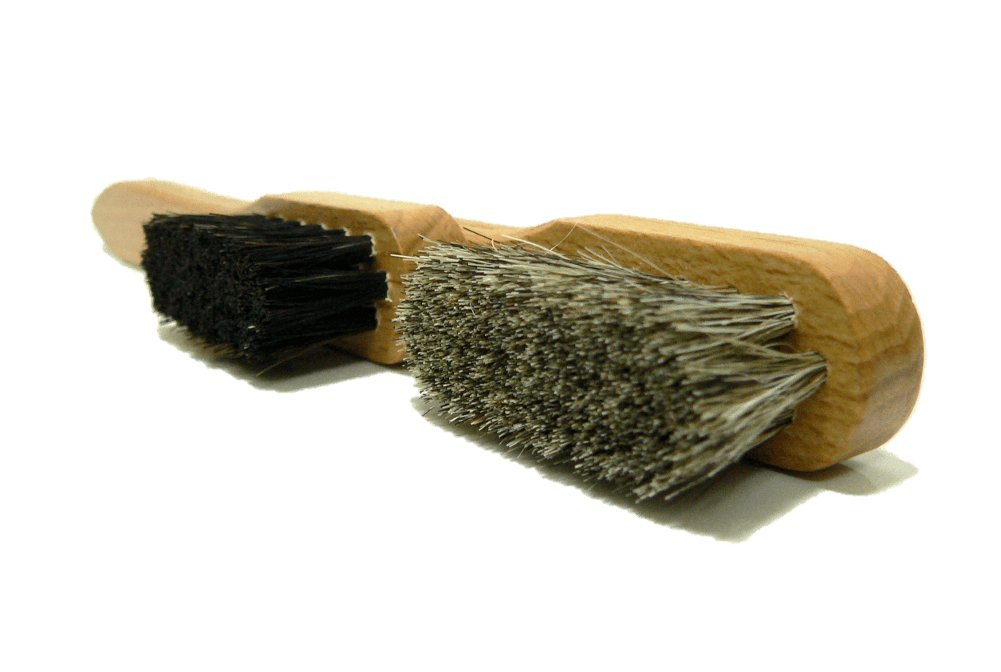 Valentino Garemi Set de pinceles aplicadores para betún | Da