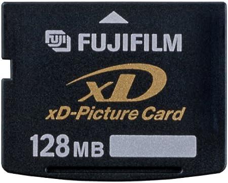Fuji 128mb Xd Picture Card Speicherkarte Computer Zubehör