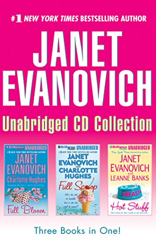 Janet Evanovich - Collection: Full Bloom & Full Scoop & Hot ()