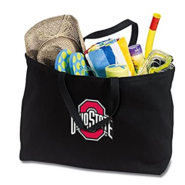 OSU Large Tote Bag Ohio State Grocery, Shopping or Beach Totes