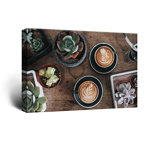 Coffee and Succulent Plants