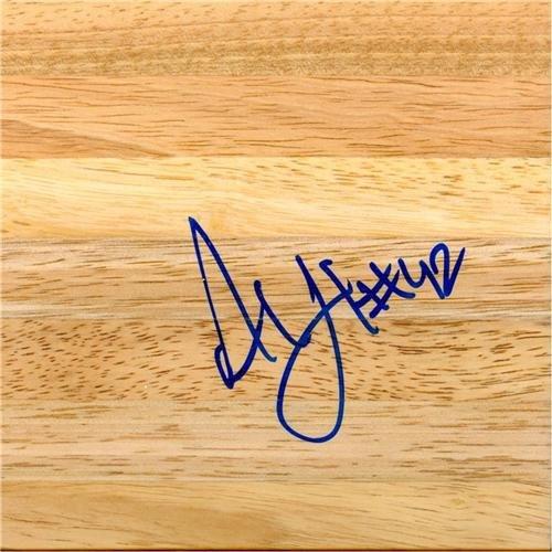 "Al Horford Autographed (Florida Gators) 6""x6"" Parquet Floor from PalmBeachAutographs.com"