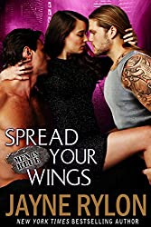Spread Your Wings (Men in Blue Book 4)