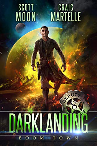 - Boom Town: Assignment Darklanding Book 08
