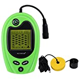 Fish Finder fishing gear portable fish finder portable depth fish finder for ice fishing Review