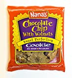 Nana's Chocolate Chip with Walnuts Cookies, 3.2-Ounce Packages (Pack of 12)