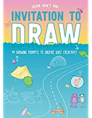 Invitation to Draw: 99 Drawing Prompts to Inspire Kids Creativity