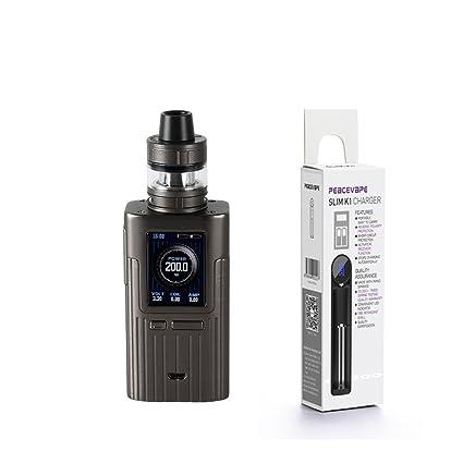 Auténtico Joyetech ESPION 200W con ProCore X TC MOD Kit (Gris) Cigarrillo electrónico con