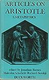 خرید کتاب  Articles on Aristotle. 3: Metaphysics