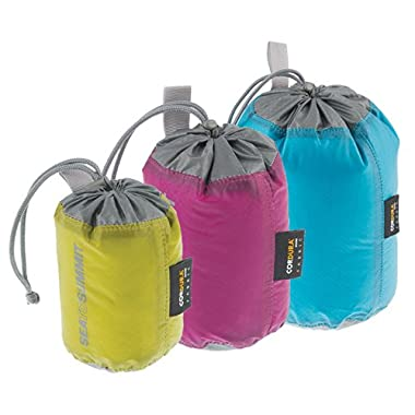 Sea to Summit Travelling Light Stuff Sack Set (S / M / L)
