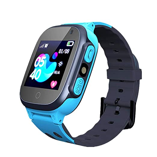 whelsara Kids Smart Watch Phone Smart Watch para niños - LBS ...