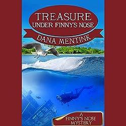 Treasure Under Finny's Nose