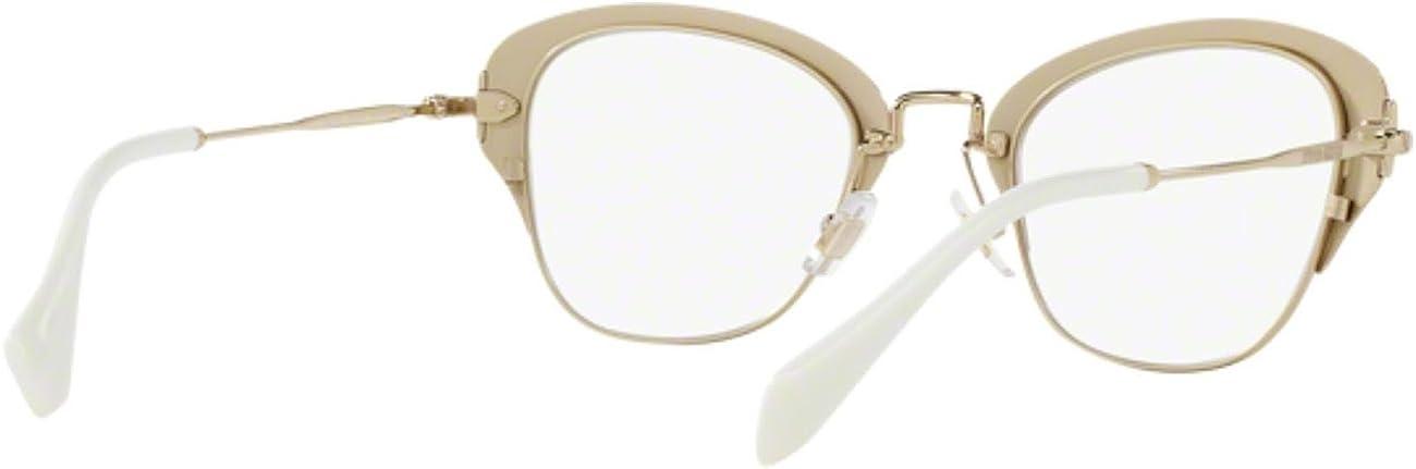 Eyeglasses Miu Miu MU 53OV VAC1O1 PINK