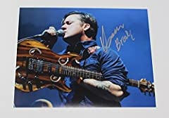 This beautiful authentic signed collectible comes with Lifetime Certificate of Authenticity Coa/Loa accompanied by our lifetime authenticity guarantee. This item has been signed in-person by the named celebrity. The item is in excellent condi...