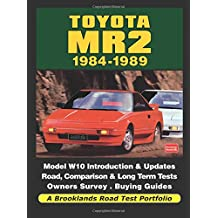 Toyota MR2 1984-1989