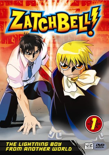 Zatch Bell!, Vol. 1: The Lightning Boy From Another World (Wallies Ivy)