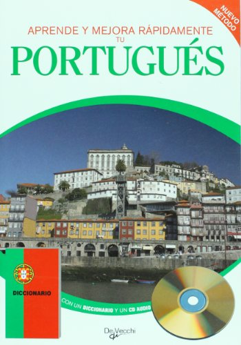 Aprende y mejora rapidamente tu portugues (Incluye audio-CD) (Spanish Edition) - Maria Cristina A. Duarte