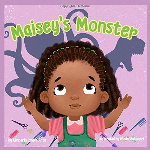 Maisey's Monster: What happens when Maisey's hair gets tangled?
