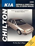Kia Sephia/Spectra: 1994 through 2004 (Chilton's Total Car Care Repair Manual)
