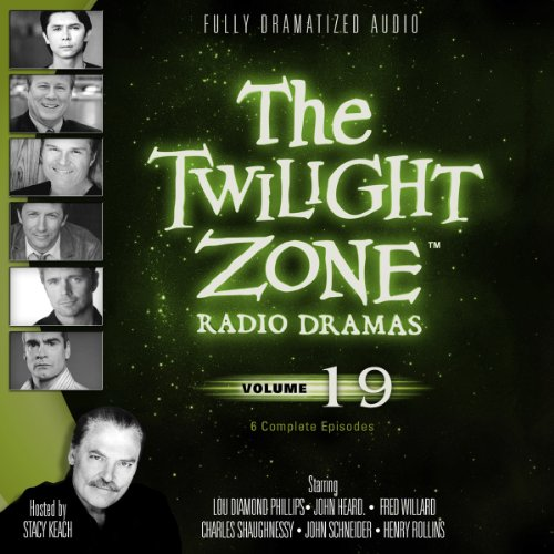 The Twilight Zone Radio Dramas, Volume 19 Audiobook [Free Download by Trial] thumbnail