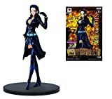 Banpresto One Piece 6.3-Inch Film Gold Nico Robin DXF Sculpture, The Grandline Lady Volume 2