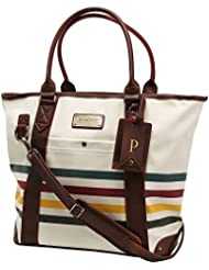 Pendleton Luggage Glacier National Park 20 Travel Tote (Ivory White)