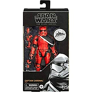 "Starwars The Black Series Galaxy's Edge Captain-Cardinal #E9700 6"" inch Figure, Target Exclusive!"