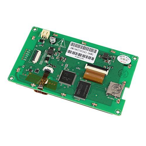 Herewegoo - Panel de Control de Pantalla táctil LCD de 4,3 ...