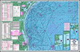 nautical chart gulf of mexico - Topographical Fishing Map of the Lower Gulf of Mexico - With GPS Hotspots