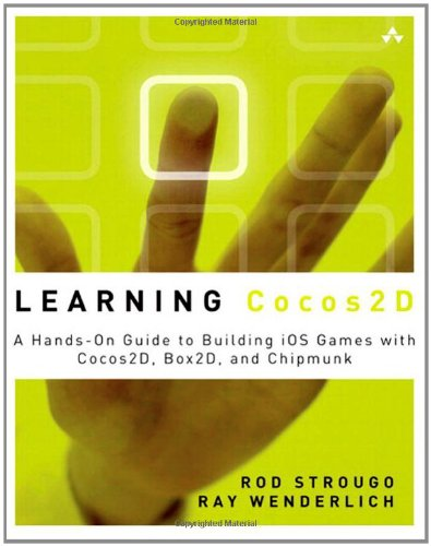 Learning Cocos2D: A Hands-On Guide to Building iOS Games with Cocos2D, Box2D, and Chipmunk by Ray Wenderlich , Rod Strougo, Publisher : Addison-Wesley Professional