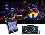 American DJ UV Panel HP 160 Watt Blacklight Wash Light Fixture + Free Speaker !