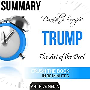 Donald J. Trump's TRUMP: The Art of the Deal Summary Audiobook